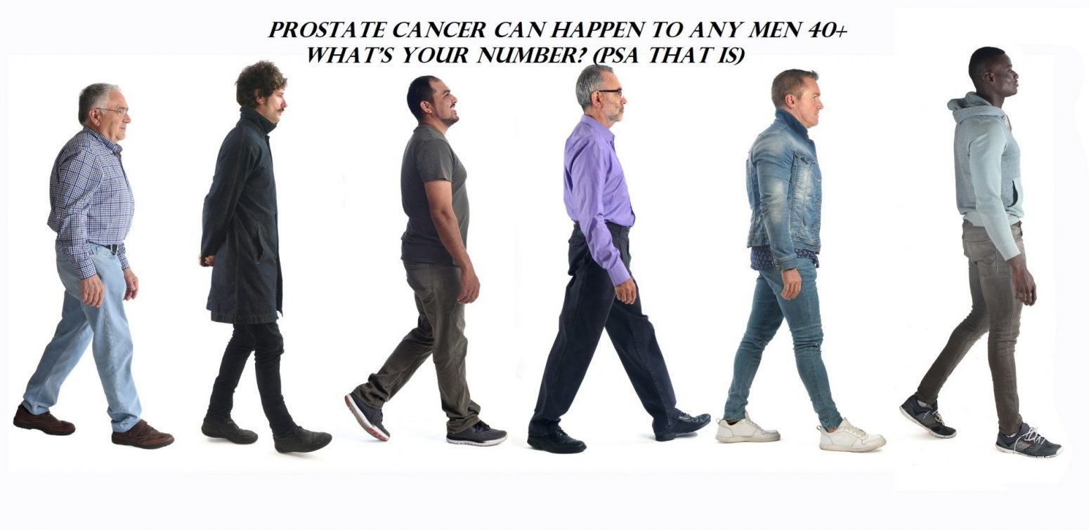 Prostate Cancer in young men